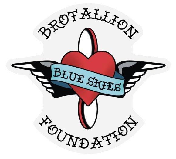 Brotallion Blue Skies Foundation Logo